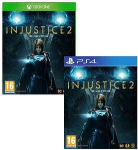 Injustice 2: Deluxe Edition | Playstation 4 oder Xbox One