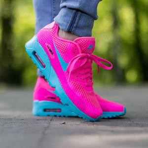 NIKE AIR MAX 90 BR (GS) Damen Damenschuhe Sneaker Turnschuhe Schuhe Gr 38