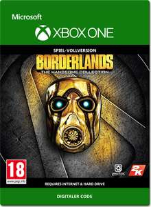 Borderlands: The Handsome Collection (Xbox One) für 10,22€ (Xbox Store AR VPN Xbox Live Gold)
