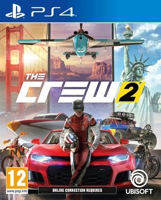 The Crew 2 (PS4 & Xbox One) für je 33,40€ (Amazon UK & ShopTo)