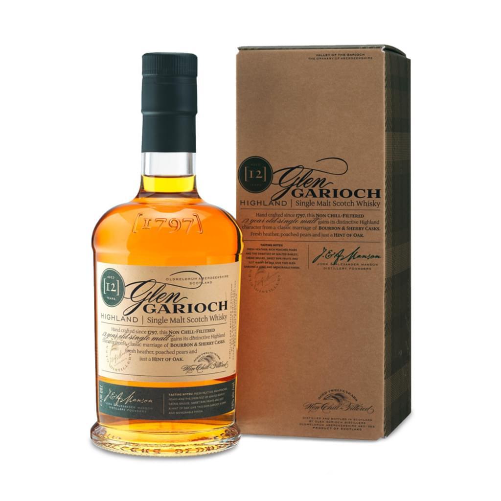 Glen Garioch 12 Jahre, Highland Single Malt Whisky