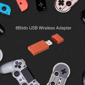 8Bitdo Wireless Bluetooth Receiver USB Converter für Nintendo Switch Adapter