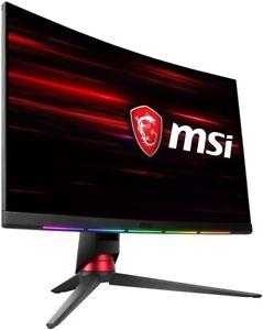 "[computeruniverse@eBay] MSI Optix MPG27C - 27"" Full HD Curved Gaming Monitor (1920x1080, 250cd/m², 1ms, VA-Panel, 8bit, 115% sRGB, AMD FreeSync, 144Hz, VESA, Höhenverstellung, dreh & neigbar, 3 Jahre Garantie)"