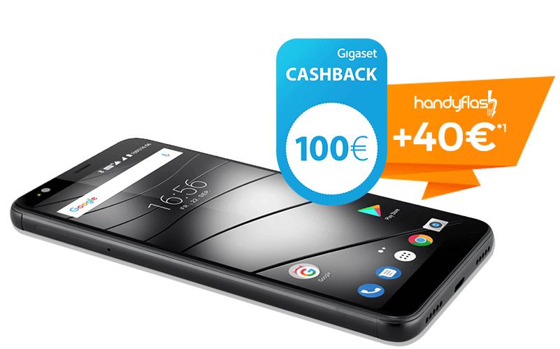 Klarmobil Allnet Flat 6GB (Vodafone Netz) + Gigaset GS370 Dual-Sim für insgesamt nur 312,75€ über 2 Jahre
