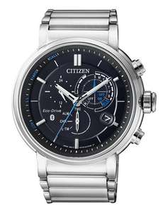 CITIZEN Hybrid-Smartwatch Eco-Drive BZ1001-86E