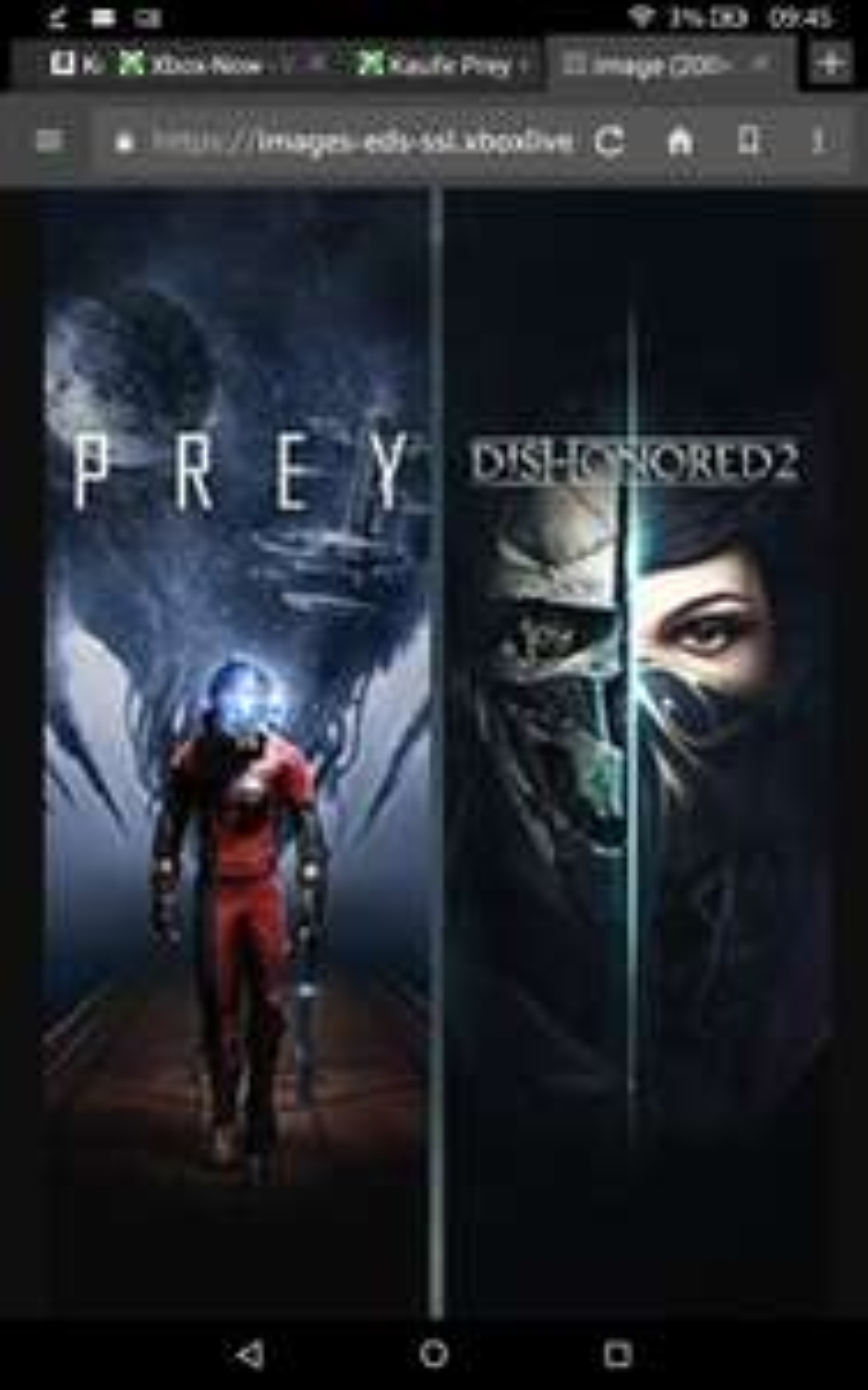 Prey Dishonered 2 Bundle Xbox One 12.77€ Ru Store