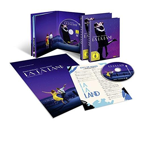 La La Land Limited Mediabook Edition (Blu-ray + CD-Soundtrack) für 11,47€ (Amazon Prime)