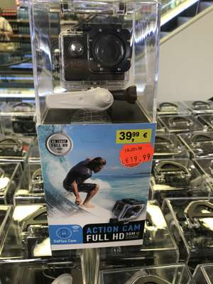[Lokal Essen] Action Cam Full HD Wifi 19,99 Euro