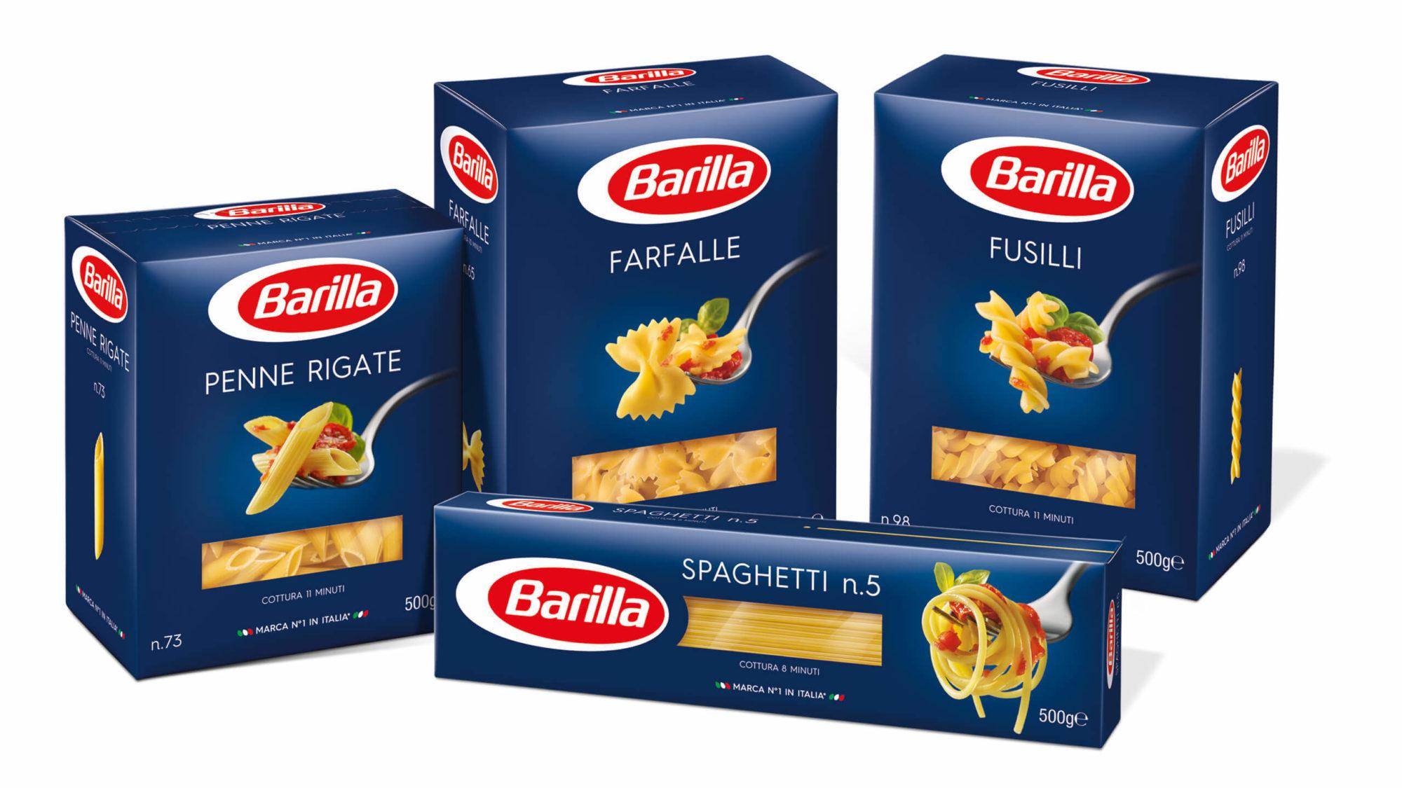 Barilla Nudeln verschiedene Sorten statt 1,59€ nur 0,75€ [Kaufland bundesweit]