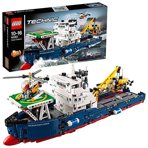 Lego Technic 42064 - Forschungsschiff [amazon.de]