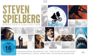 [Lokal Berlin] Steven Spielberg Director's Collection auf Blu-Ray
