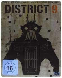 District 9 - Limited Steelbook Edition (Blu-ray) für 7,99€ (JPC)