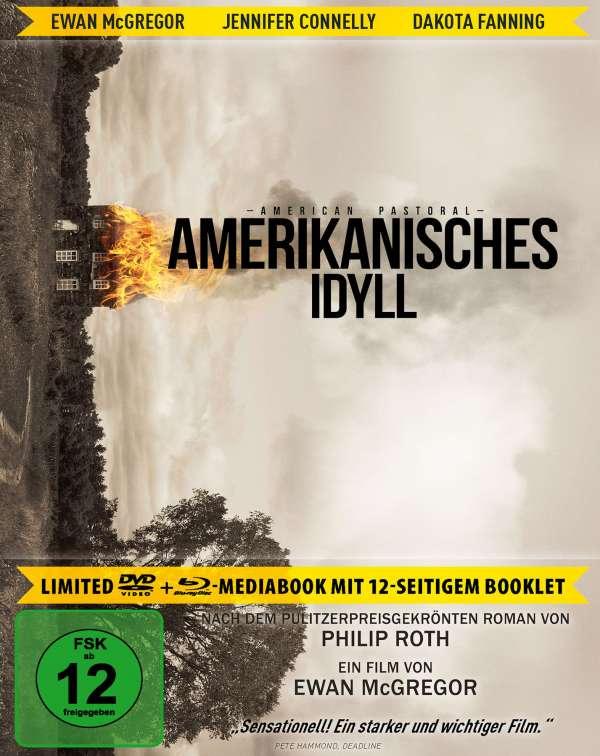 Amerikanisches Idyll - Mediabook (Blu-ray + DVD+ Booklet) für 7,99 € (JPC)