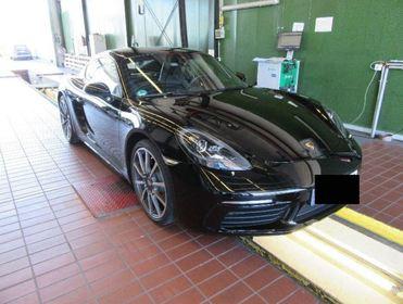 Porsche Cayman S fahren für 653€/Monat [Privat/Gewerbe Leasing]