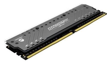 Ballistix Tactical Tracer RGB 16GB Kit DDR4-3000 NBB+Masterpass