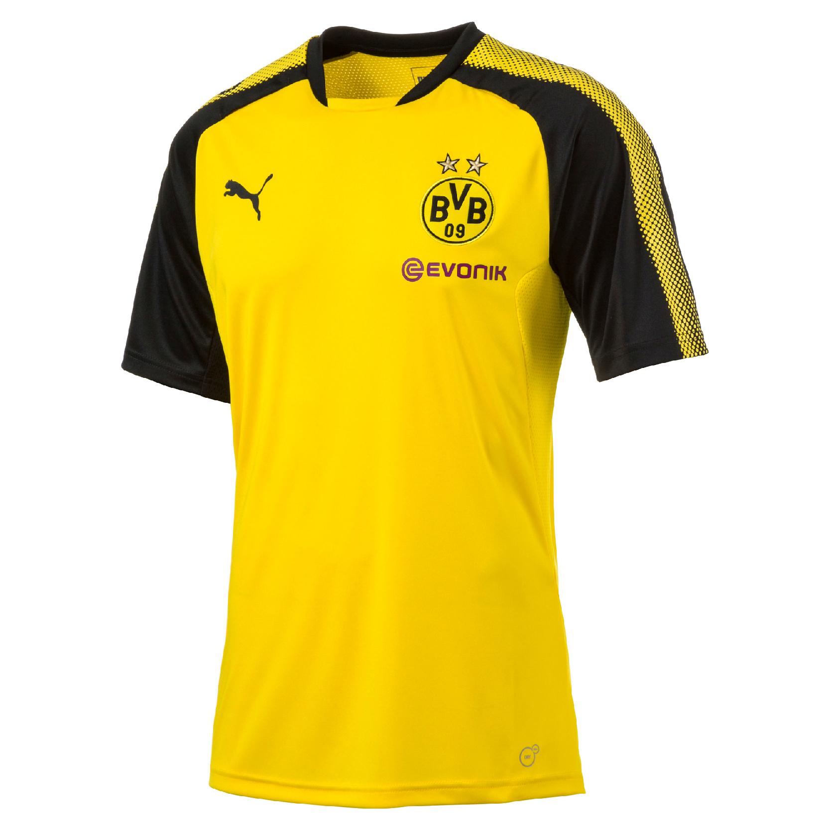 BVB Trikots, Shorts & Jacken für Kinder, z.B. BVB Trainingsshirt für 13,99€ statt 19,95€