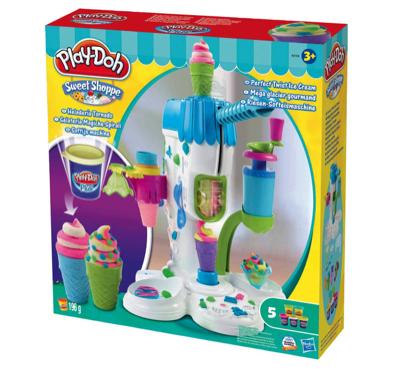 15% Rabatt auf Artikel der Marken Play Doh, Nerf, Ty, Steiff und Sigikid, z.B. PLAY DOH Riesen-Softeismaschine