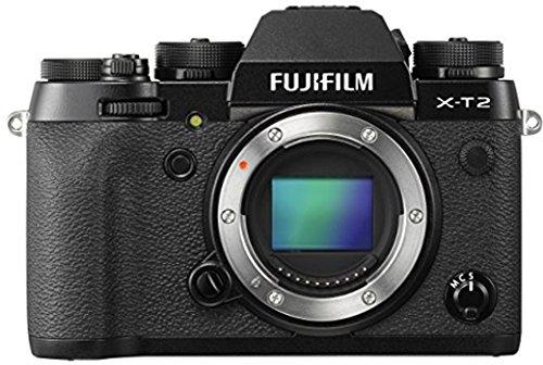 Fujifilm X-T2 Systemkamera schwarz - Amazon.it