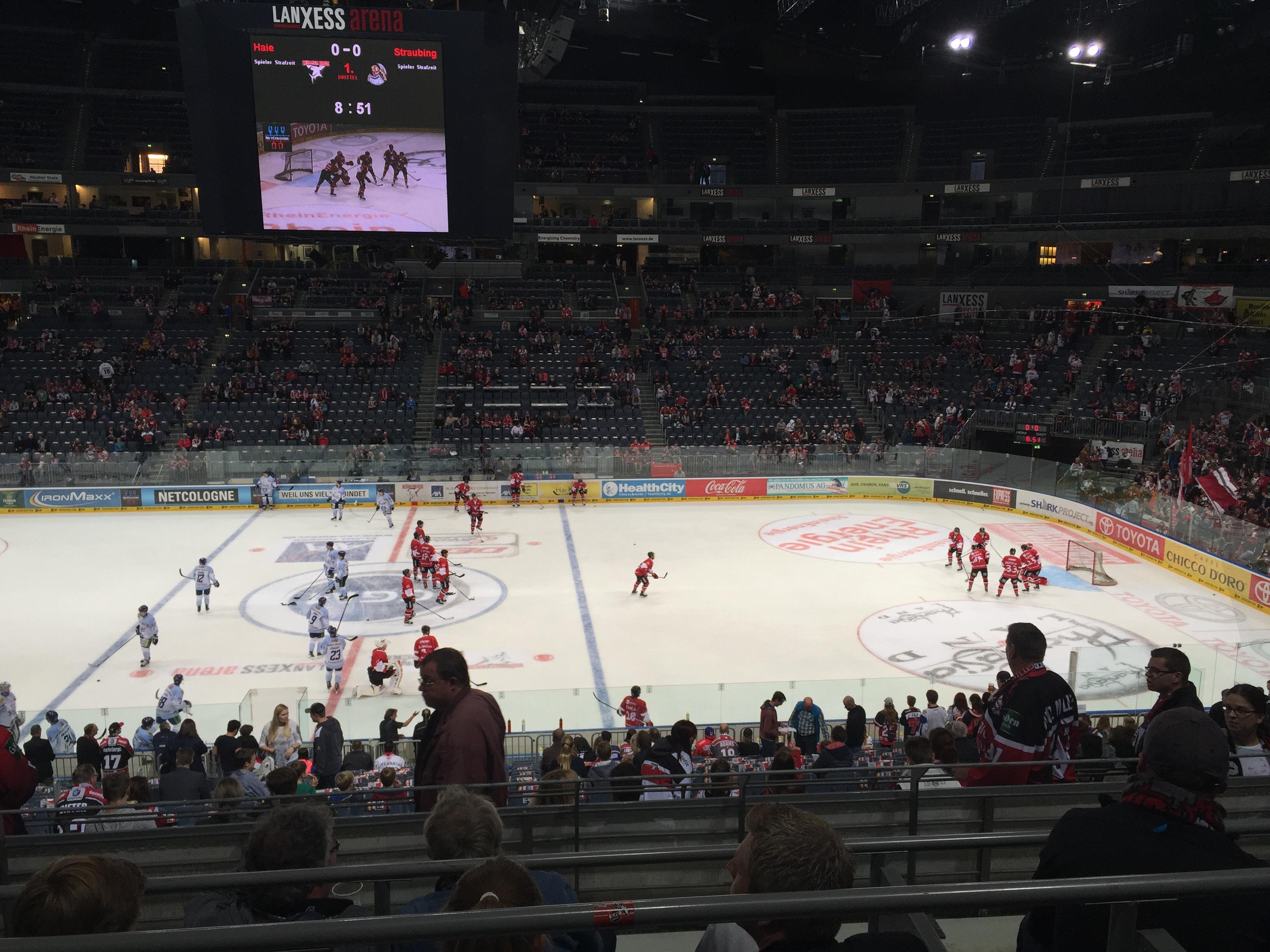 [Lokal] Kölner Haie Starterpaket für 69€, 6€ Versandkosten