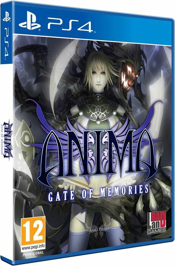 Anima: Gate of Memories (PS4)