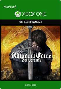 Kingdom Come: Deliverance (Xbox One) für 18,52€ (Xbox Store AR VPN Xbox Live Gold)