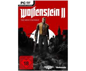 Wolfenstein 2: The New Colossus(PC) (Filialabholung)