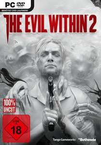 The Evil Within 2 inkl. The Last Chance Pack (PC Retail/Steam) für 12,96€ (GameStop)