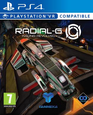 Radial-G: Racing Revolved (PS4VR) für 14,37€ (ShopTo)