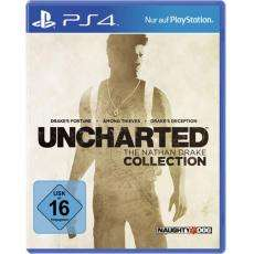 Uncharted: The Nathan Drake Collection für 19€ & Doom für 9€ & Wolfenstein 2 für 15,99€ [PS4] [Notebook.de]