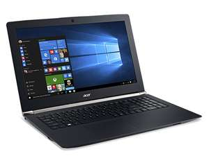 "Acer Aspire V 15 Nitro BE Notebook - 15,6"" FHD IPS, i5-7300HQ, 8GB, 256GB M.2 SSD, 1TB HDD, GTX 1060, Thunderbolt 3, Win10"