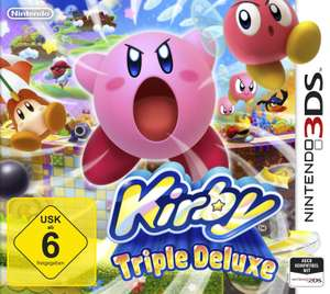 Kirby: Triple Deluxe (3DS) für 15,99€ (Amazon Prime)