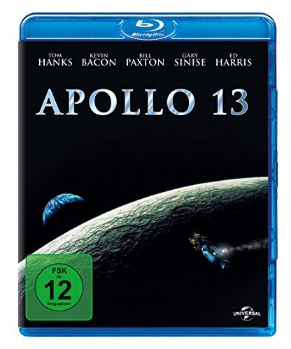 Apollo 13 - 20th Anniversary Edition (Blu-ray + UV Copy) für 5,55€ (Amazon Prime)