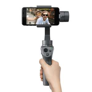 DJI OSMO Mobile 2 Handheld Gimbal Stabilizer for Smartphone action cam- BLACK