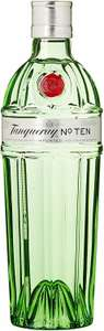[Amazon Prime] Tanqueray No. Ten Distilled Gin (1 x 0.7 l)