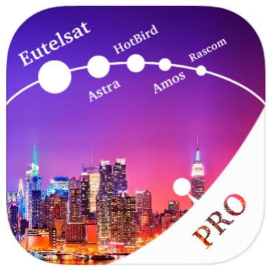 SatFinder Pro kostenlos im AppStore (iOS)
