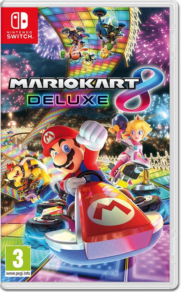 Mario Kart 8 Deluxe Switch 30% Reduziert im JP eshop