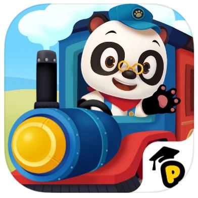 Dr. Panda Eisenbahn kostenlos im Playstore | AppStore (Android + iOS)