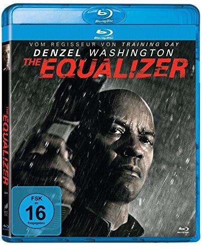 The Equalizer (Blu-ray + Bonus Blu-ray) für 5,80€ (Amazon Prime)