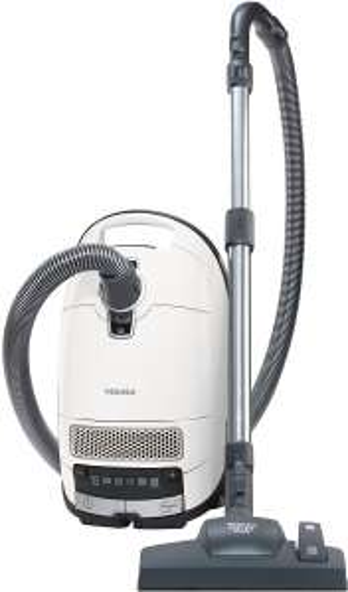 MIELE Complete C3 Silence EcoLine (mit Beutel, Silence AirClean Filter, Motorschutzfilter, A+, Lotosweiß)