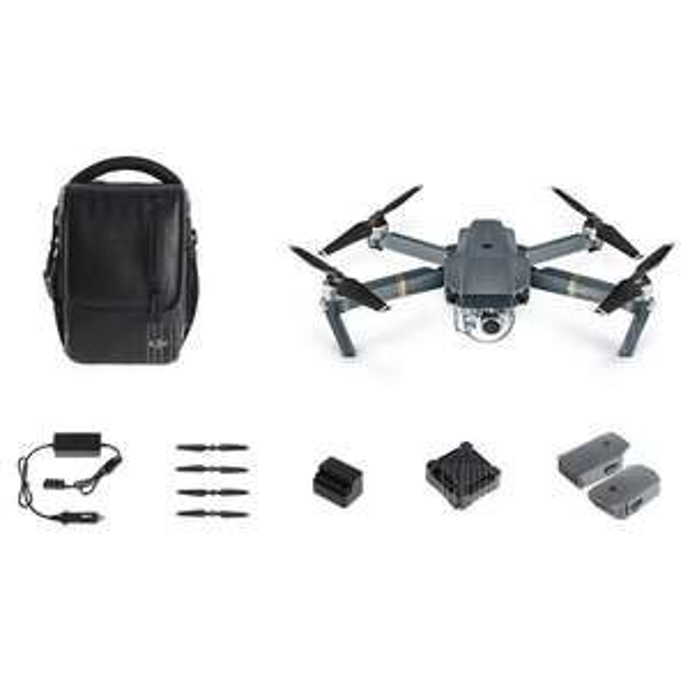 [GEARBEST] Quadcopter/ Drohne DJI Mavic Pro FlyMore Combo für 886,39 Euro (Versand aus Polen!)