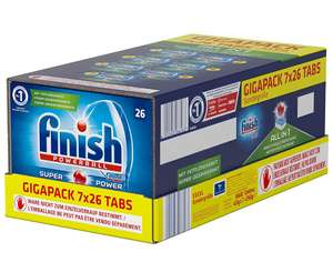 Finish All in 1 Mega Pack 0,10€/WL
