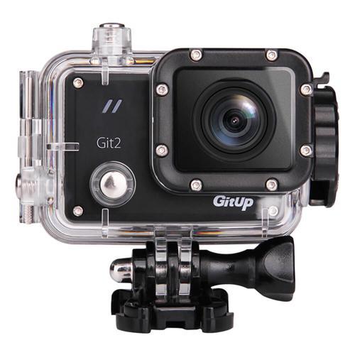 GitUp Git2 Pro 2K WiFi Action Camera 1440P