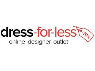 50 % auf alles bei Dress for less plus 10 % Newsletter-Anmeldung und Gratisversand