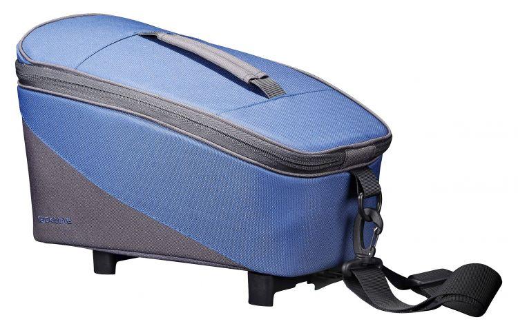 TUBUS Talis Gepäckträgertasche für Racktime Gepäckträger blau
