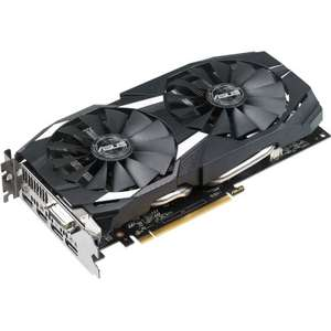 ASUS Dual RX 580 OC 4GB + 4 Spiele (notebooksbilliger Masterpass)