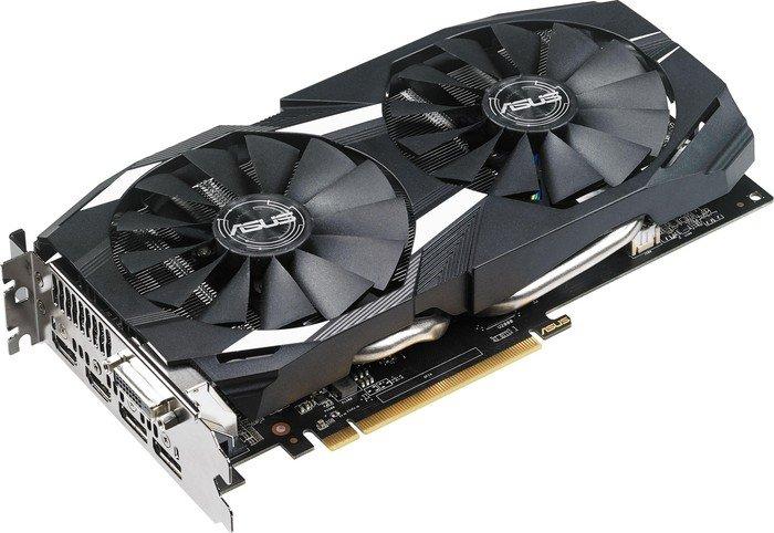 ASUS Dual Radeon RX 580 OC 8GB inkl. 4 Spiele inkl. Versand bei Zahlung mit Masterpass, bei Finanzierung weitere 25,-€ Rabatt