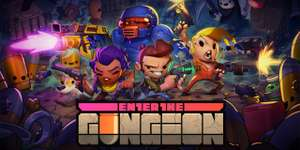 Enter The Gungeon Nintendo eShop