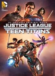 DCU: Justice League vs Teen Titans in HD gratis ausleihen (Microsoft)