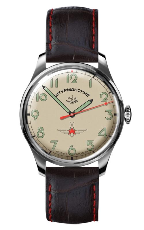 Sturmanskie Tschick Herrenuhr (offizielle Uhr zum Film) | Titan | Handaufzug