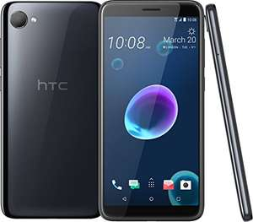 HTC Desire 12 Dual Sim mit Hybrid-Slot (5,5 Zoll, 13,1MP Kamera, 32GB und 3GB RAM, Androit 7)